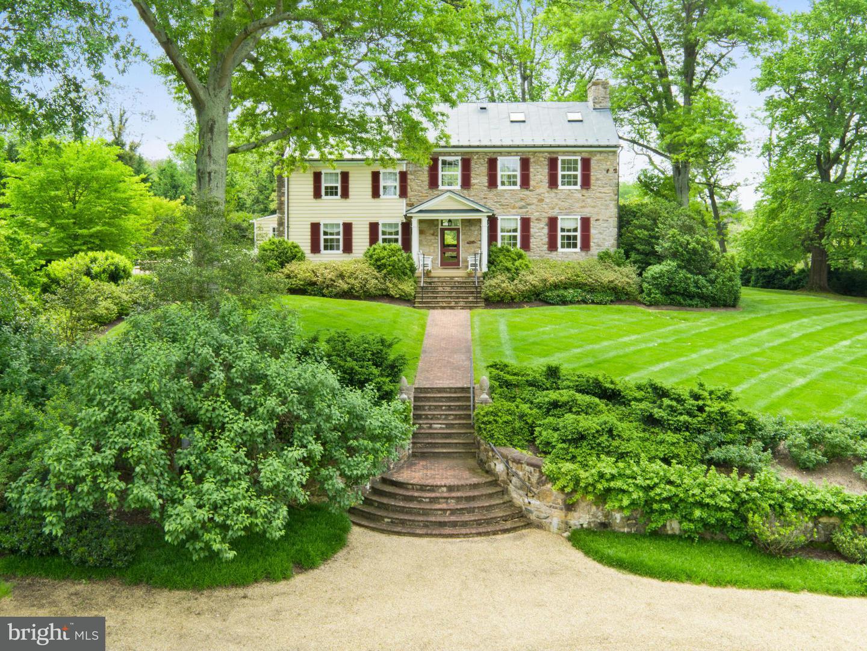 Single Family for Sale at 6781 John Barton Payne Rd Marshall, Virginia 20115 United States