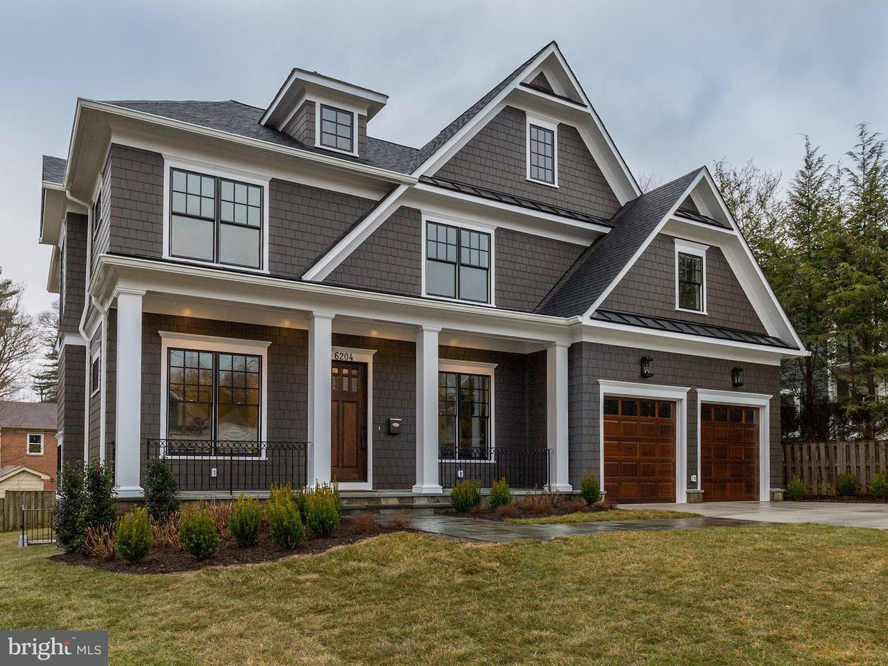 Single Family Home for Sale at 6204 Wedgewood Road 6204 Wedgewood Road Bethesda, Maryland 20817 United States