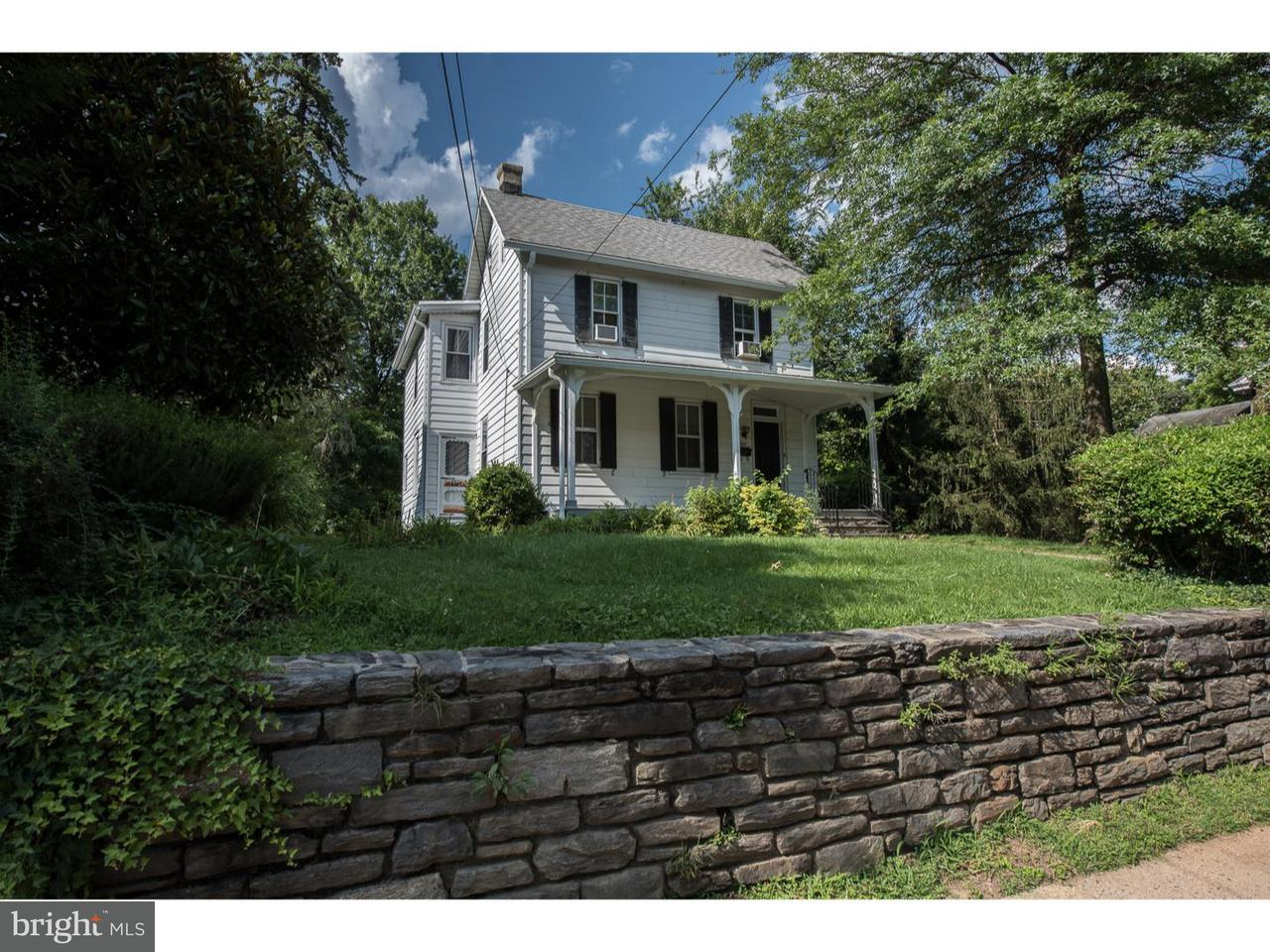 Single Family Home for Rent at 507 OLD LANCASTER Road Haverford, Pennsylvania 19041 United States