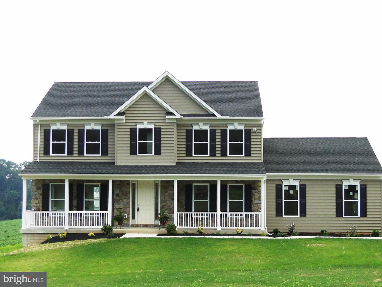 Maison unifamiliale pour l Vente à 25a Holy Cross Road 25a Holy Cross Road Street, Maryland 21154 États-Unis