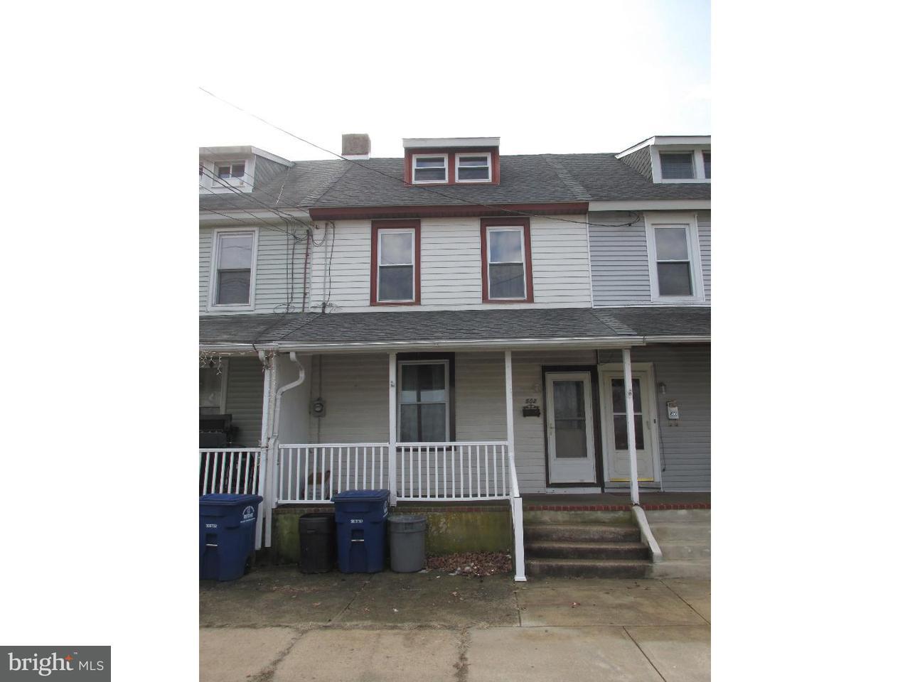 Maison accolée pour l à louer à 502 TAYLOR Street Riverside, New Jersey 08075 États-Unis