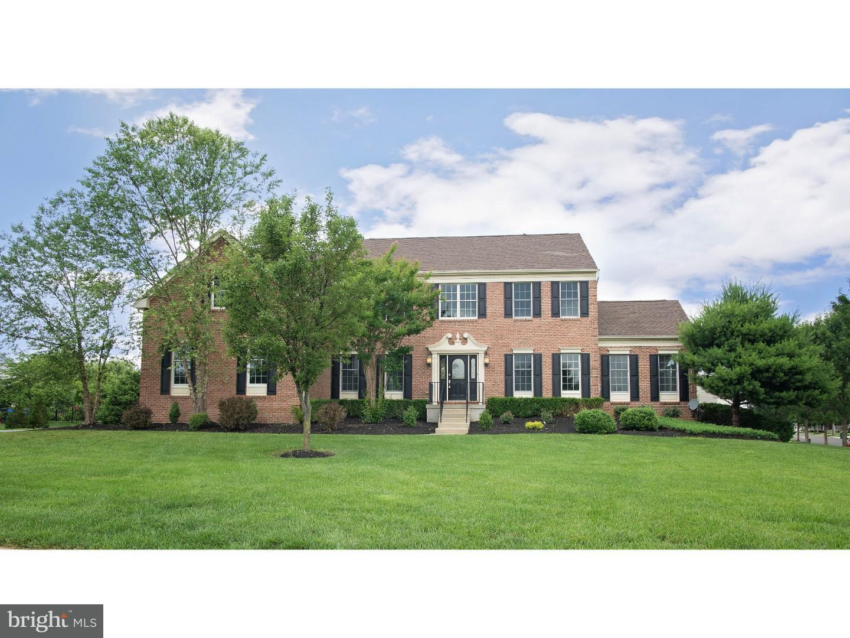 Частный односемейный дом для того Продажа на 6 THORN Lane Chesterfield Township, Нью-Джерси 08515 Соединенные ШтатыВ/Около: Chesterfield Township