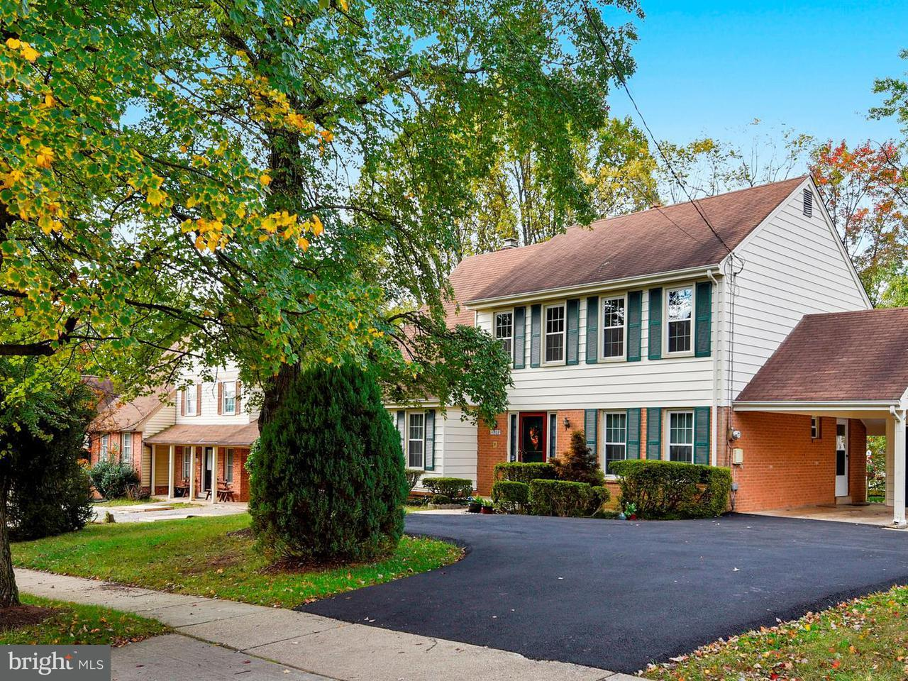 Single Family Home for Sale at 11808 Kemp Mill Road 11808 Kemp Mill Road Silver Spring, Maryland 20902 United States