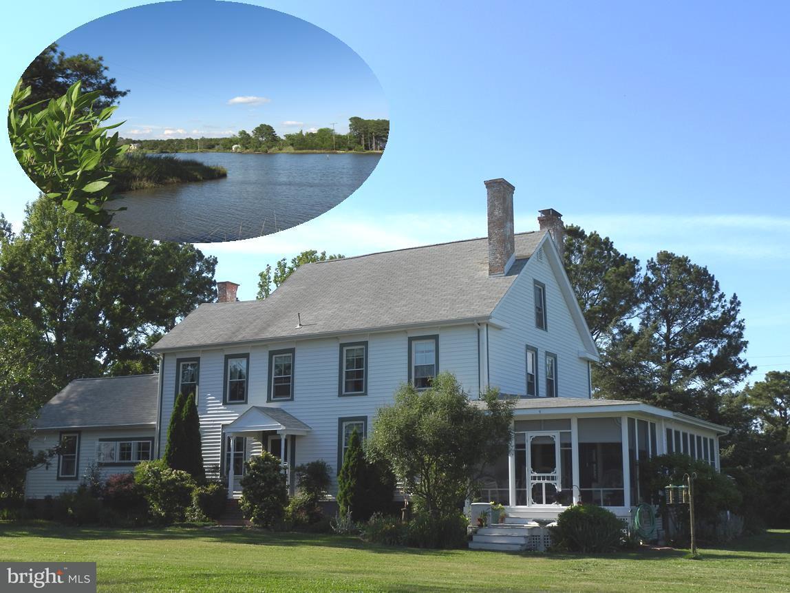 Einfamilienhaus für Verkauf beim 27070 Annie Hyland Road 27070 Annie Hyland Road Princess Anne, Maryland 21853 Vereinigte Staaten