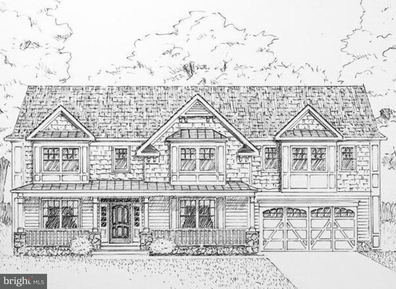 Single Family Home for Sale at 5723 Ogden Road 5723 Ogden Road Bethesda, Maryland 20816 United States