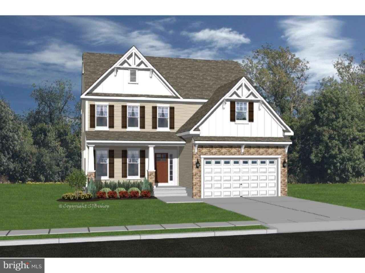 Single Family Home for Sale at 199 UNION Street Fieldsboro, New Jersey 08505 United States