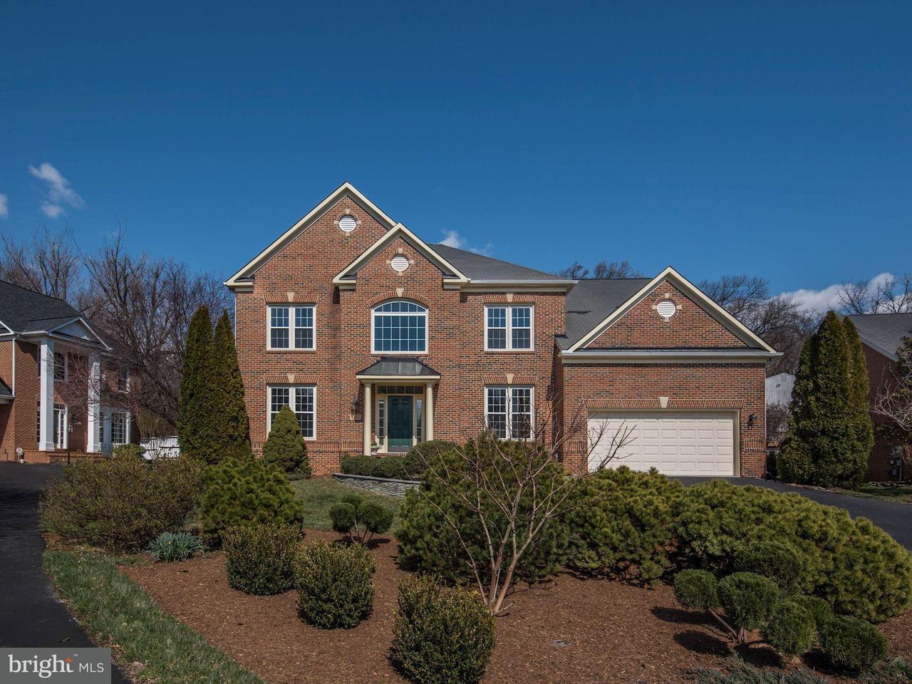 獨棟家庭住宅 為 出售 在 8042 Park Street 8042 Park Street Dunn Loring, 弗吉尼亞州 22027 美國