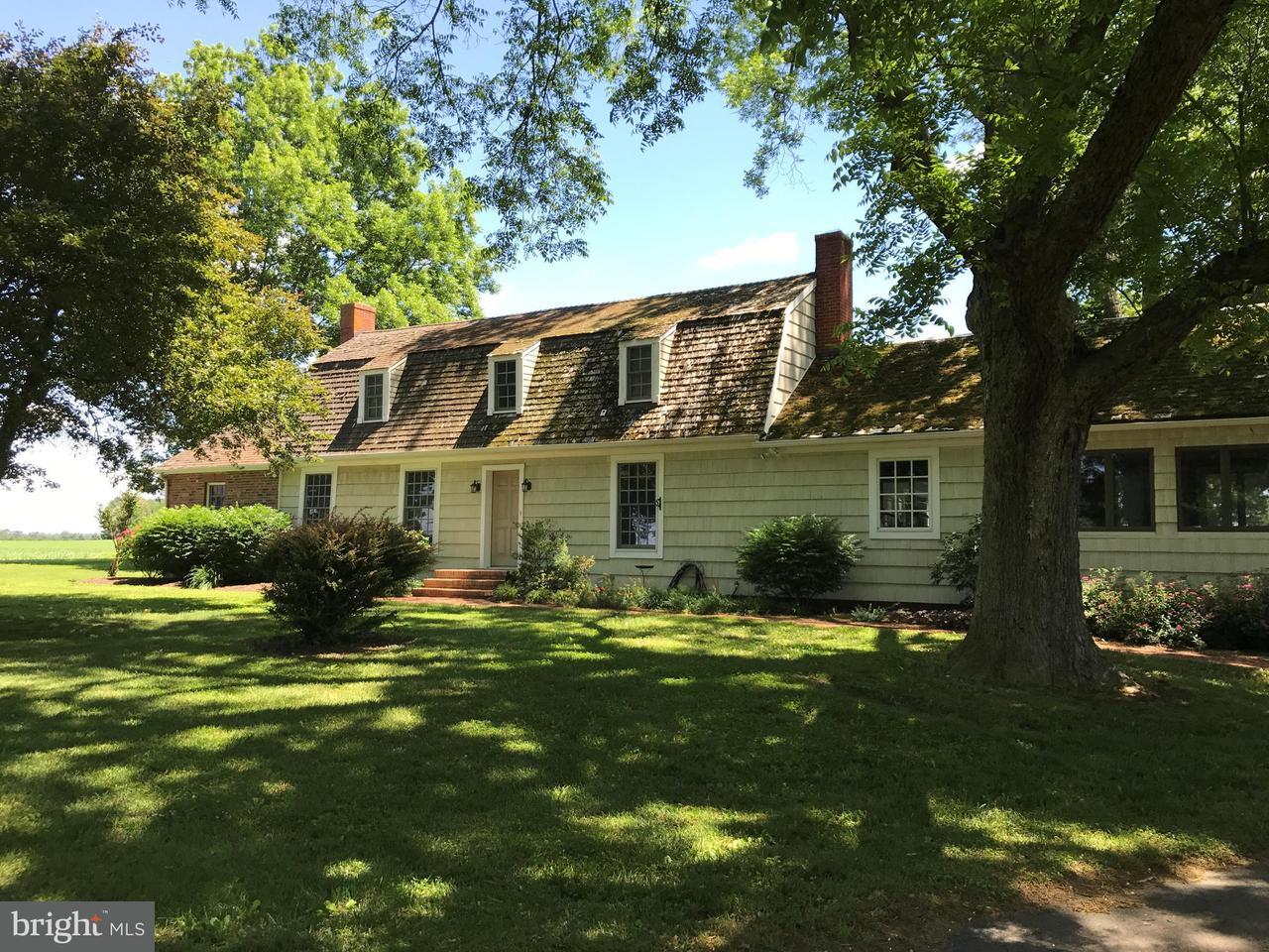 Farm / Hof für Verkauf beim 621 Millington Road 621 Millington Road Sudlersville, Maryland 21668 Vereinigte Staaten