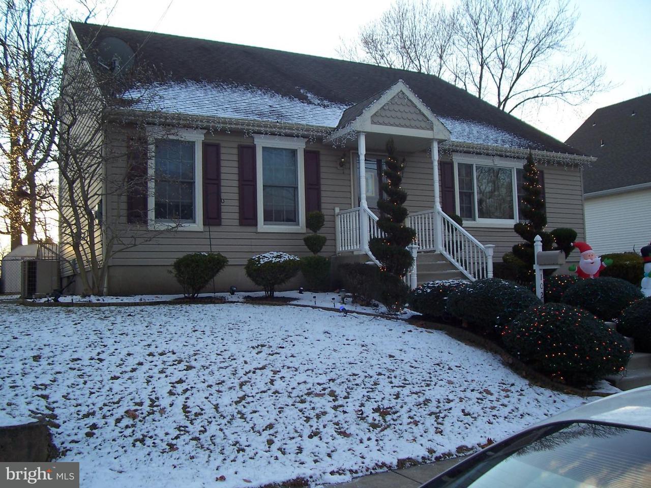 独户住宅 为 销售 在 102 NEW JERSEY Avenue National Park, 新泽西州 08063 美国