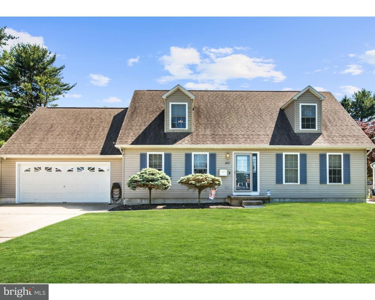 Casa Unifamiliar por un Alquiler en 140 DEPTFORD Road Glassboro, Nueva Jersey 08028 Estados Unidos
