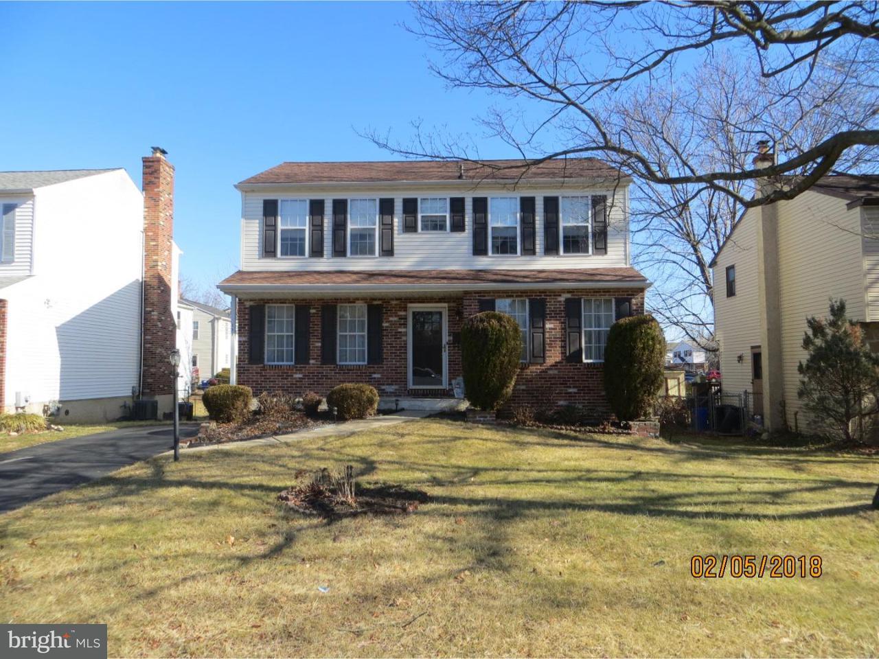 Частный односемейный дом для того Продажа на 111 S GLENWOOD Avenue Aldan, Пенсильвания 19018 Соединенные Штаты