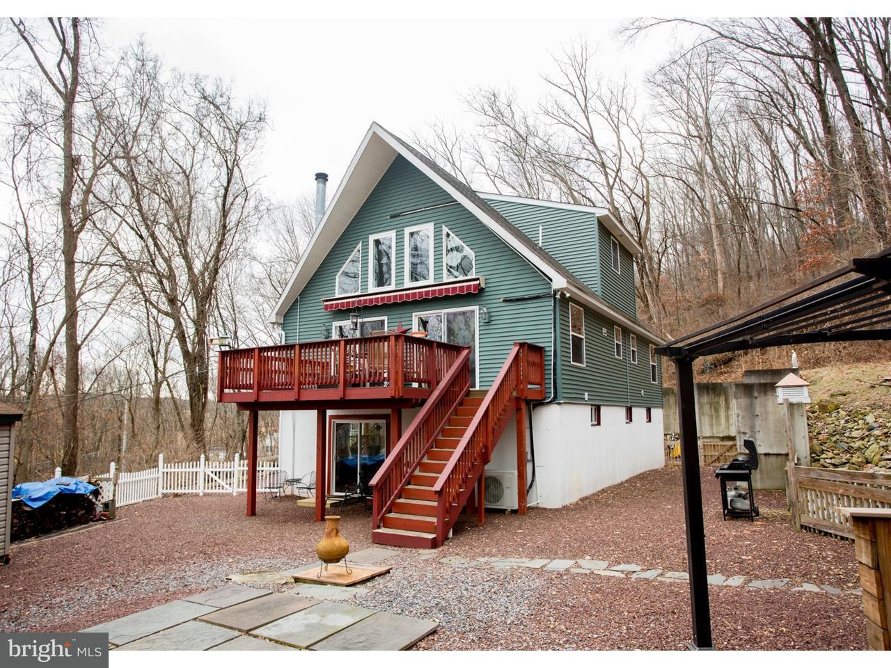 独户住宅 为 销售 在 241 SPRING HILL Road Riegelsville, 宾夕法尼亚州 18077 美国