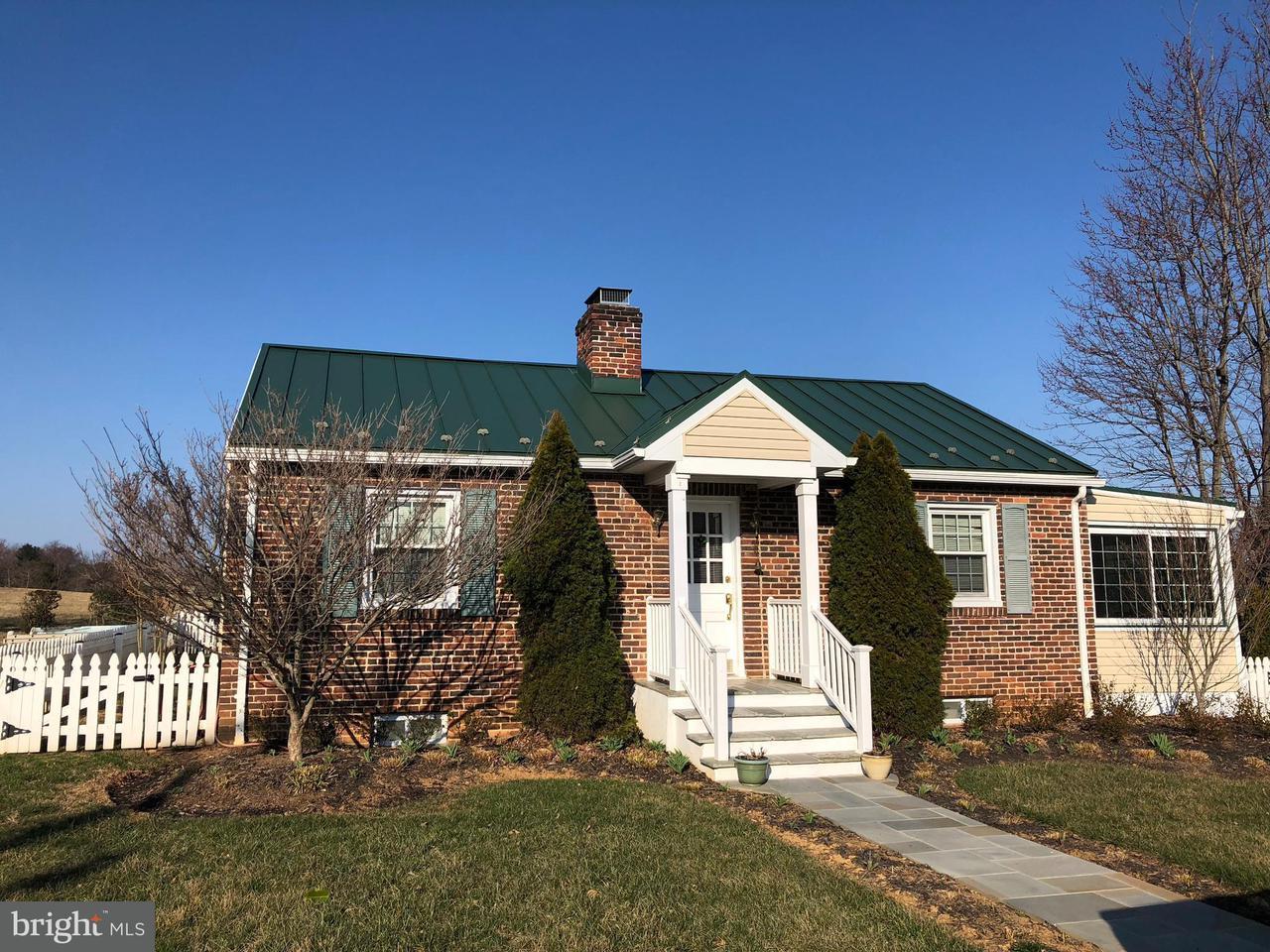 Vivienda unifamiliar por un Venta en 106 Madison St N 106 Madison St N Middleburg, Virginia 20117 Estados Unidos