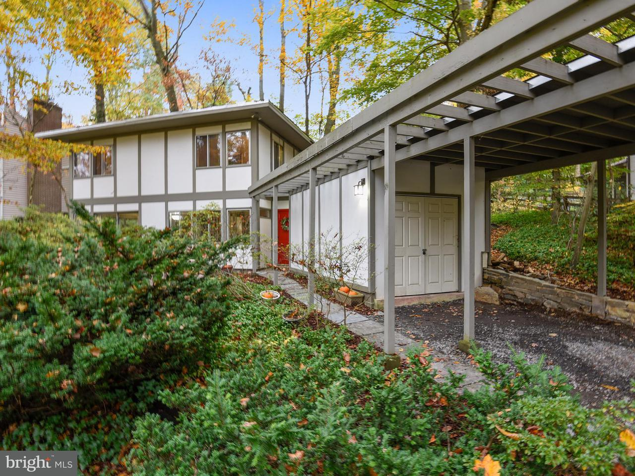 Single Family Home for Sale at 6416 Wiscasset Road 6416 Wiscasset Road Bethesda, Maryland 20816 United States