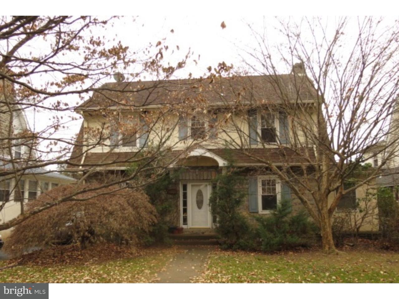 Casa Unifamiliar por un Venta en 3726 WOODLAND Avenue Upper Darby, Pennsylvania 19026 Estados Unidos