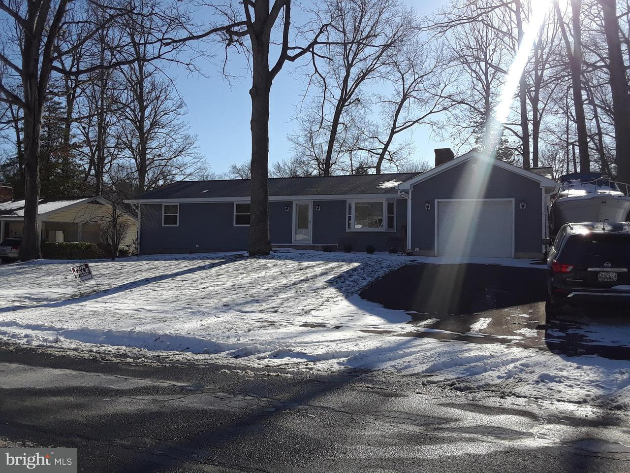 Other Residential for Rent at 811 Cottonwood Dr Severna Park, Maryland 21146 United States