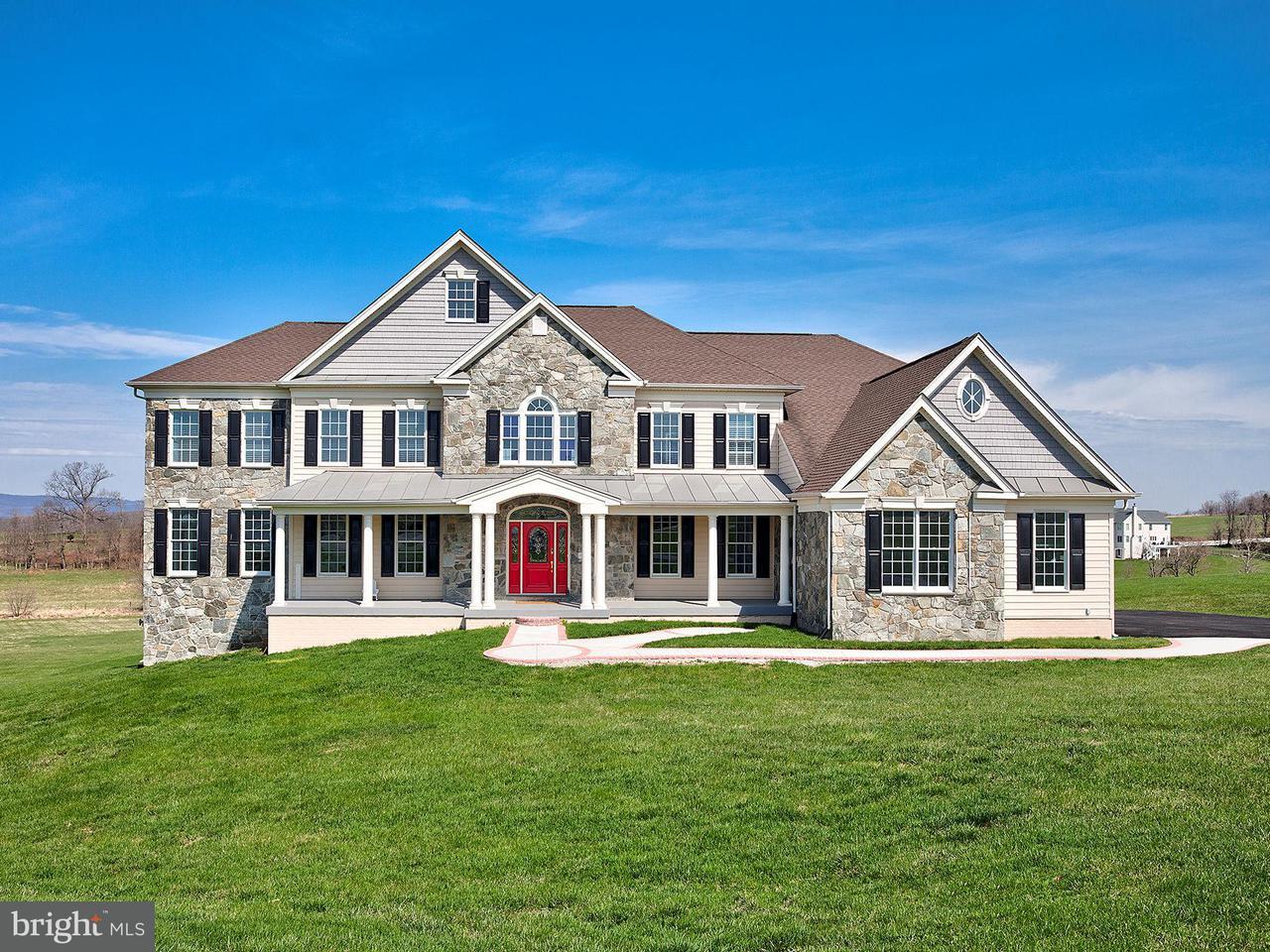 Eensgezinswoning voor Verkoop een t 40824 Cliford Court 40824 Cliford Court Waterford, Virginia 20197 Verenigde Staten
