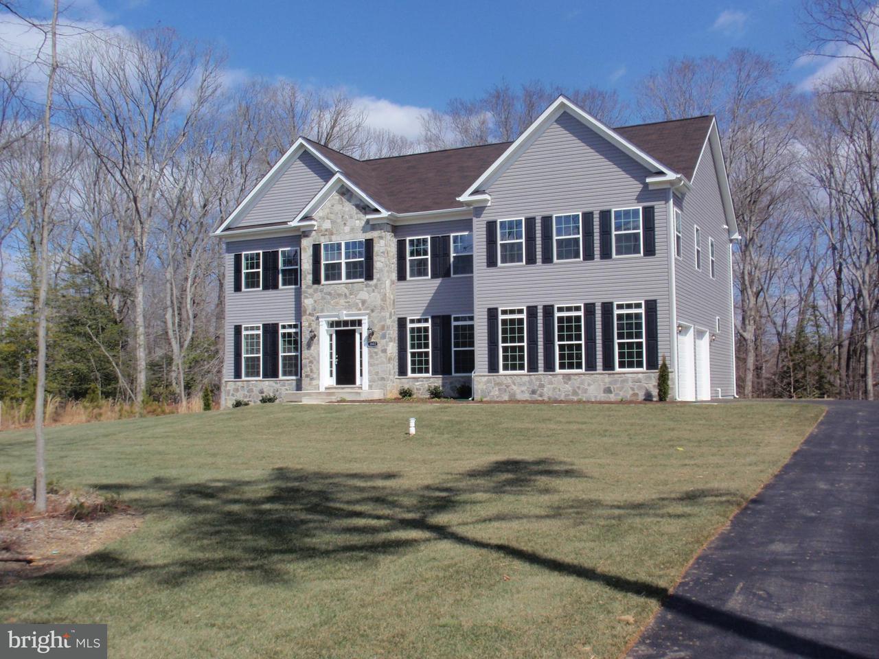 Частный односемейный дом для того Продажа на 3602 Danville Road 3602 Danville Road Brandywine, Мэриленд 20613 Соединенные Штаты