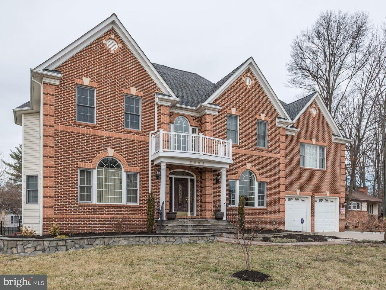 Single Family Home for Sale at 3604 Jermantown Road 3604 Jermantown Road Fairfax, Virginia 22030 United States
