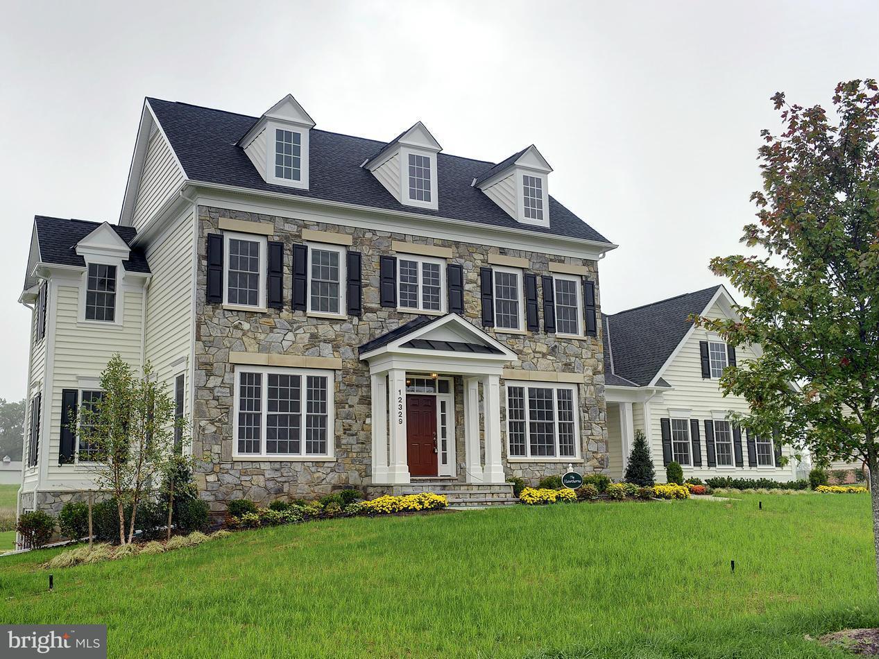 Casa Unifamiliar por un Venta en 12402 All Daughters Lane 12402 All Daughters Lane Highland, Maryland 20777 Estados Unidos