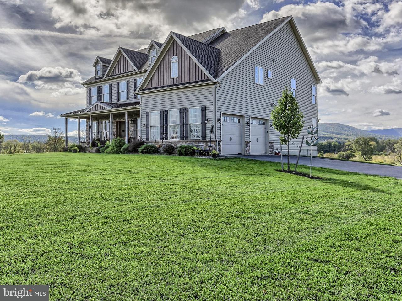独户住宅 为 销售 在 9763 Blue Spring Road 9763 Blue Spring Road Mercersburg, 宾夕法尼亚州 17236 美国