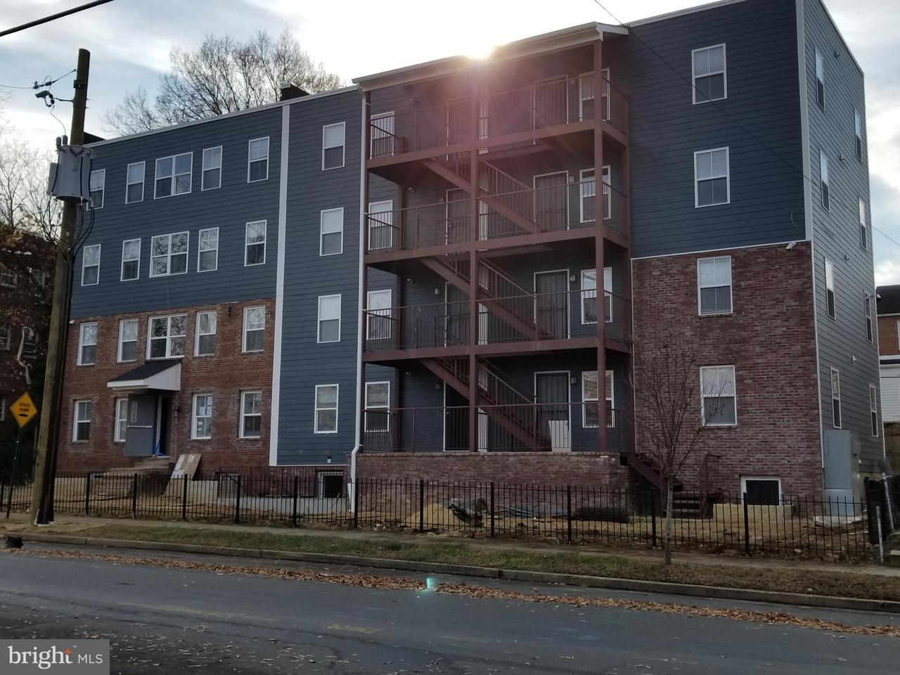 Condominium for Rent at 2109 R St SE Washington, District Of Columbia 20020 United States