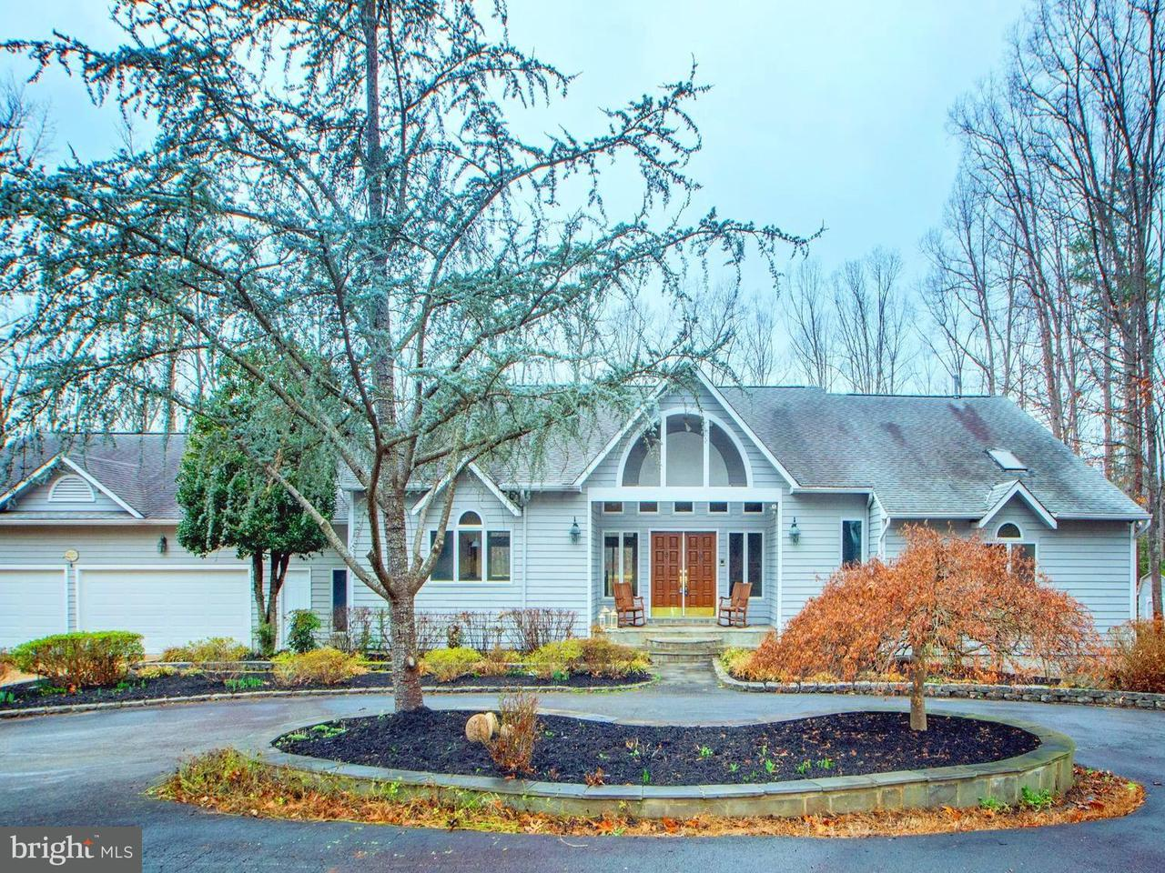 一戸建て のために 売買 アット 2905 Wallers Quarters Road 2905 Wallers Quarters Road Bumpass, バージニア 23024 アメリカ合衆国