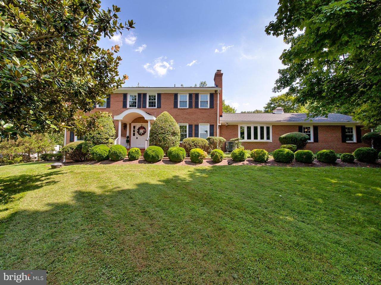 Single Family Home for Sale at 17401 Bowie Mill Road 17401 Bowie Mill Road Rockville, Maryland 20855 United States