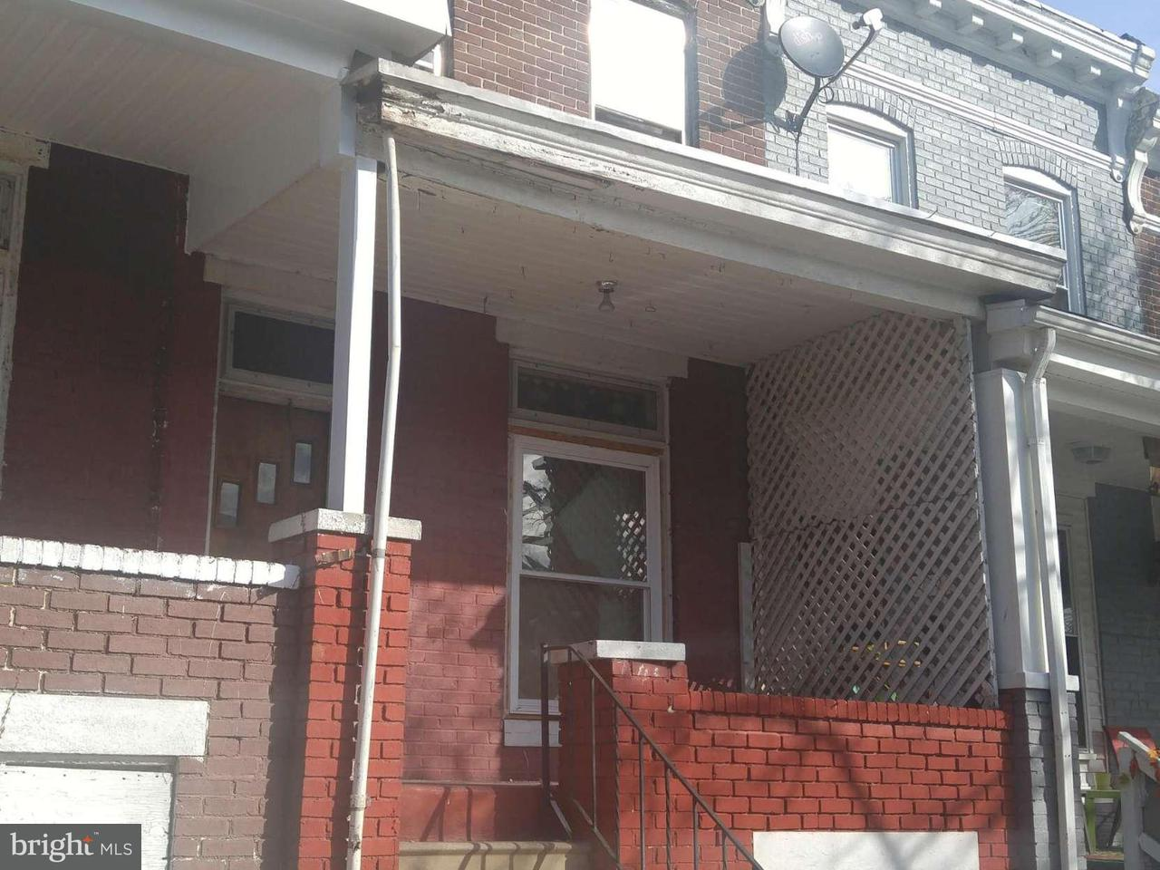 Photo of home for sale at 740 Bartlett Avenue, Baltimore MD