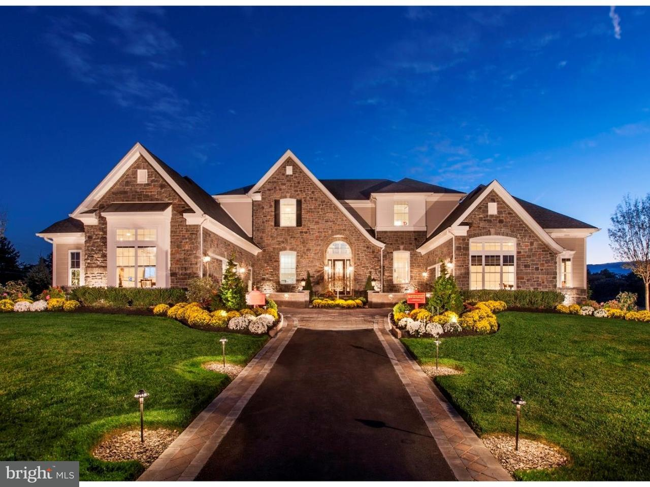 独户住宅 为 销售 在 OXFORD Drive Ivyland, 宾夕法尼亚州 18974 美国