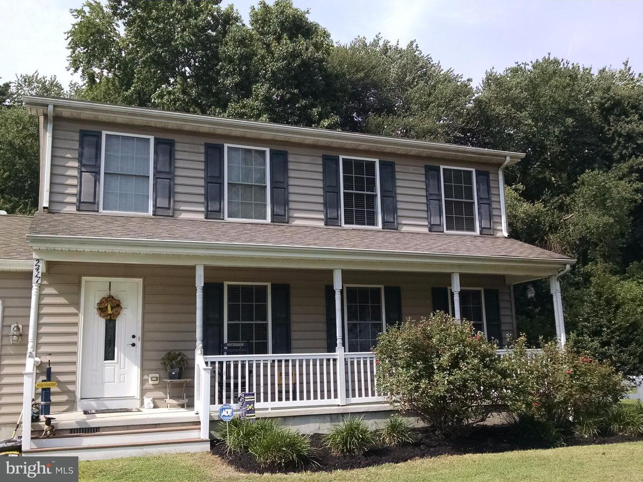 Single Family for Sale at 2417 Barclay Rd Barclay, Maryland 21607 United States