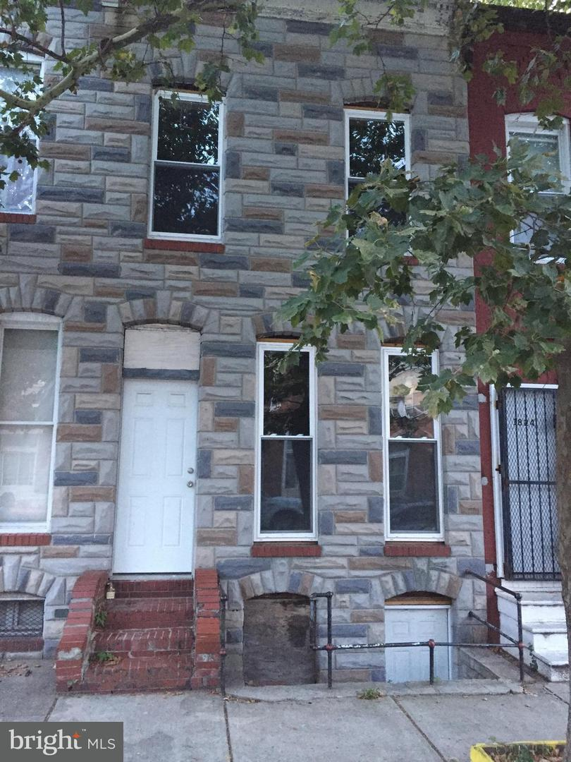 Photo of home for sale at 1822 Collington Avenue, Baltimore MD