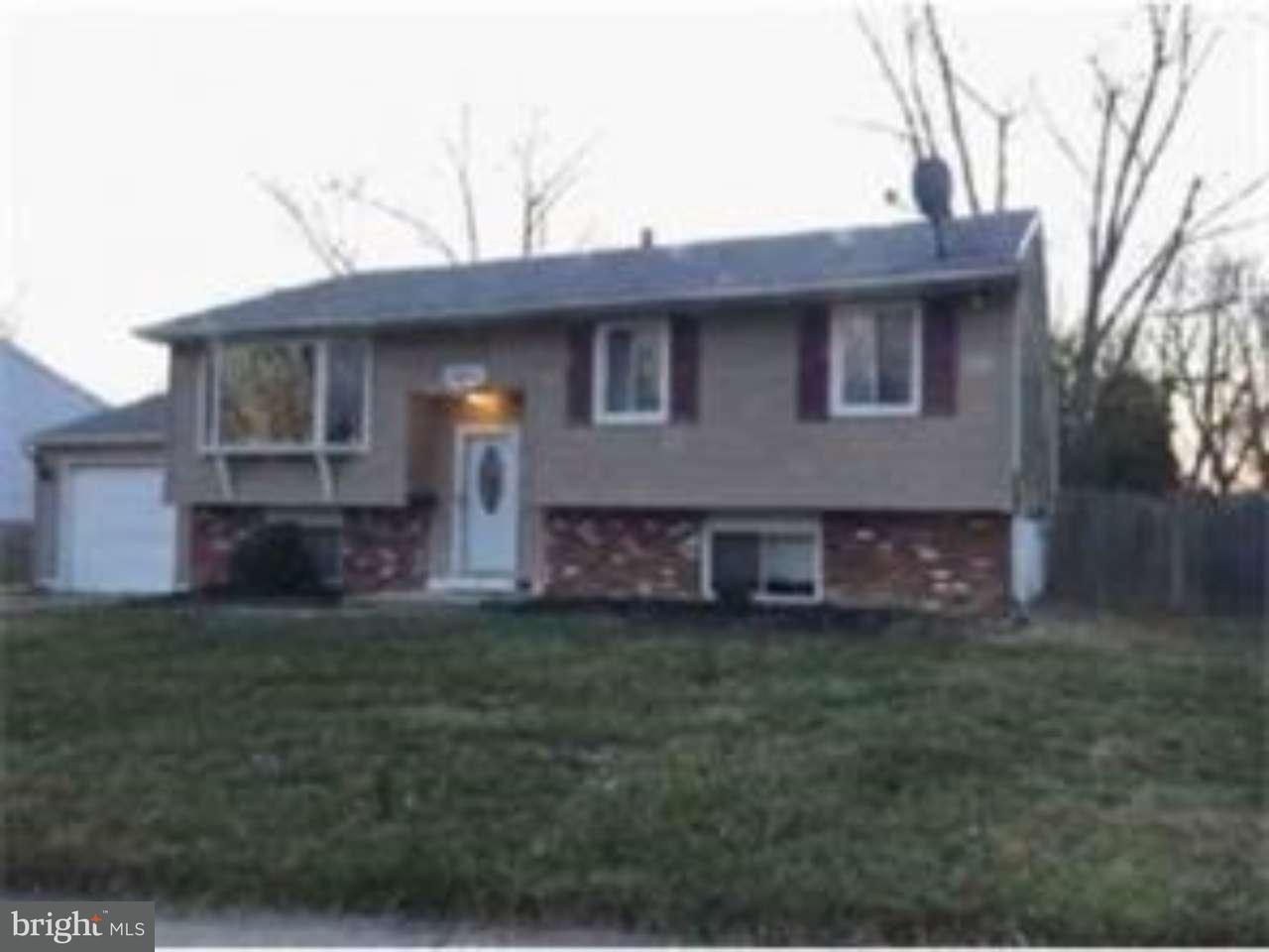 Single Family Home for Sale at 604 HEMMINGS WAY Lawnside, New Jersey 08045 United States