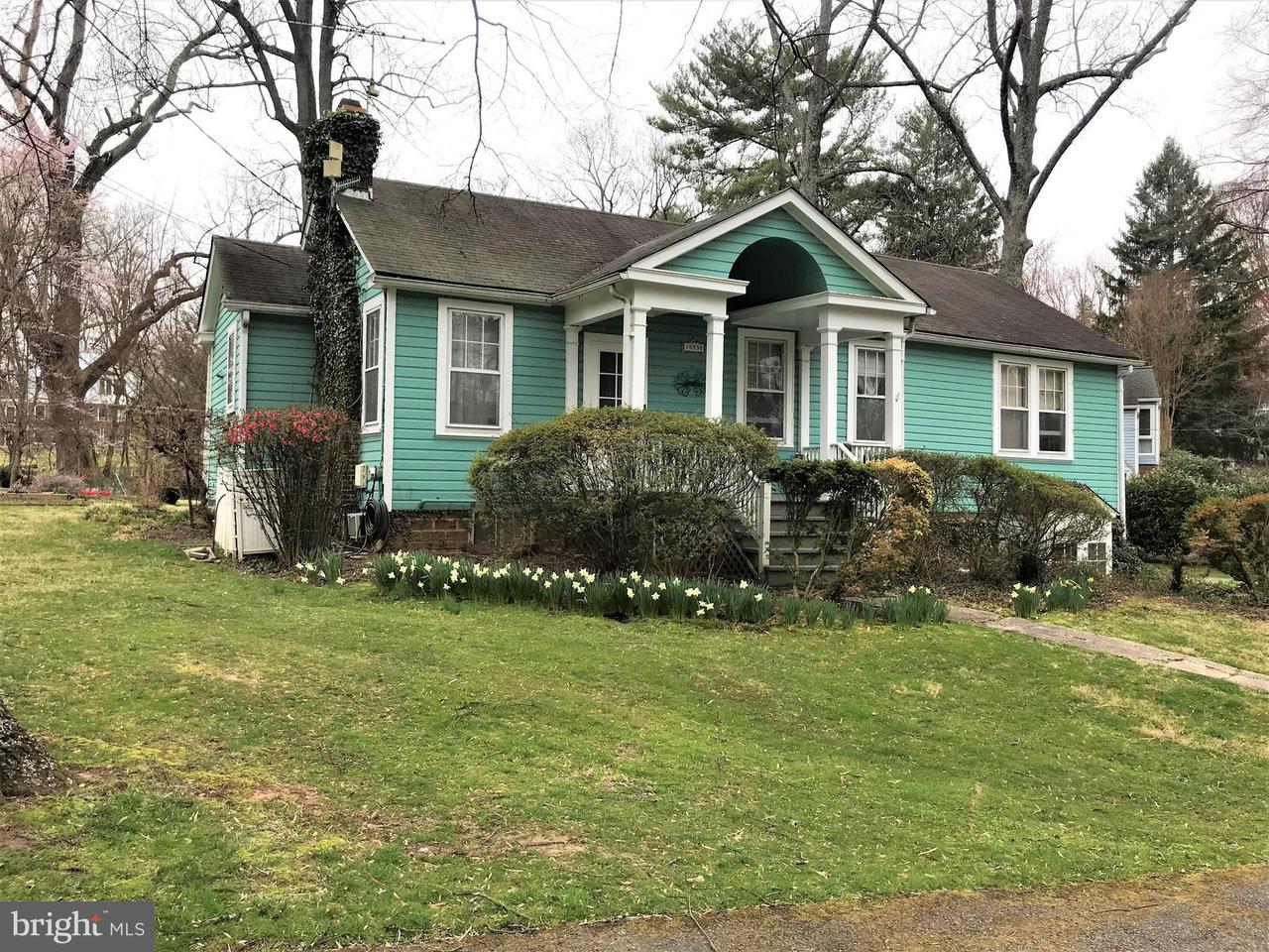 一戸建て のために 売買 アット 10930 Clermont Avenue 10930 Clermont Avenue Garrett Park, メリーランド 20896 アメリカ合衆国