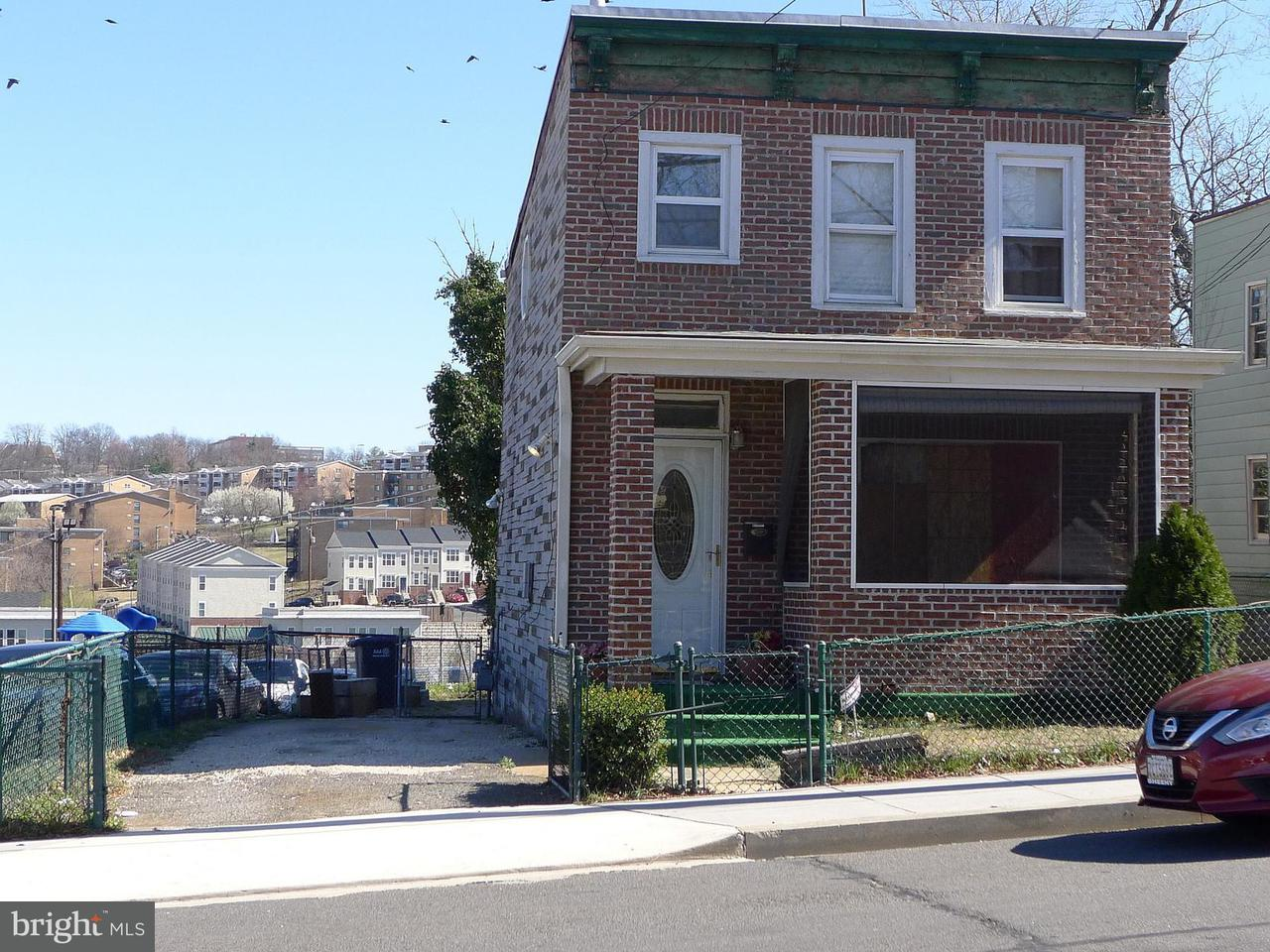 Single Family for Sale at 2624 Martin Luther King Jr Ave SE Washington, District Of Columbia 20020 United States