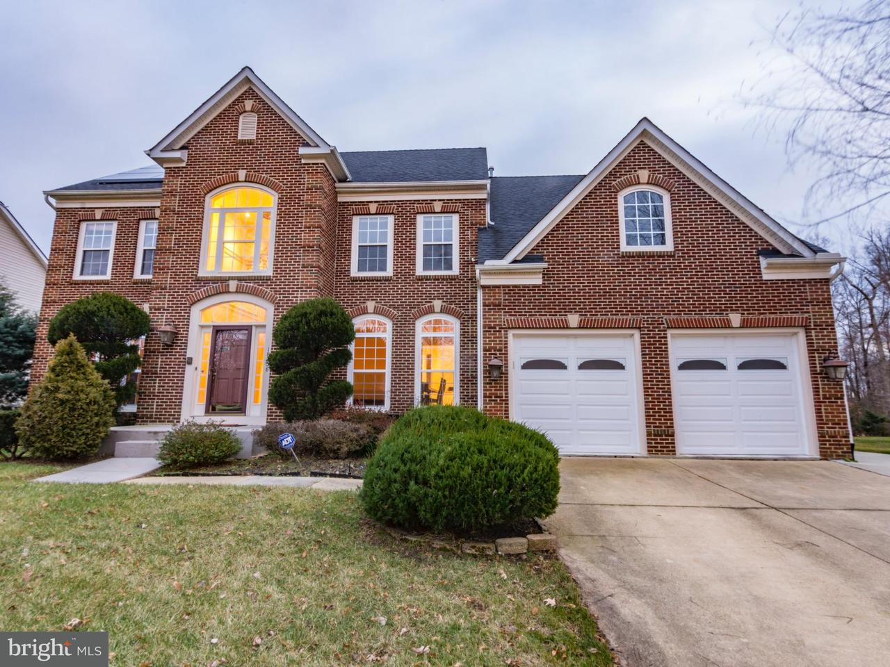 獨棟家庭住宅 為 出售 在 18208 Merino Drive 18208 Merino Drive Accokeek, 馬里蘭州 20607 美國