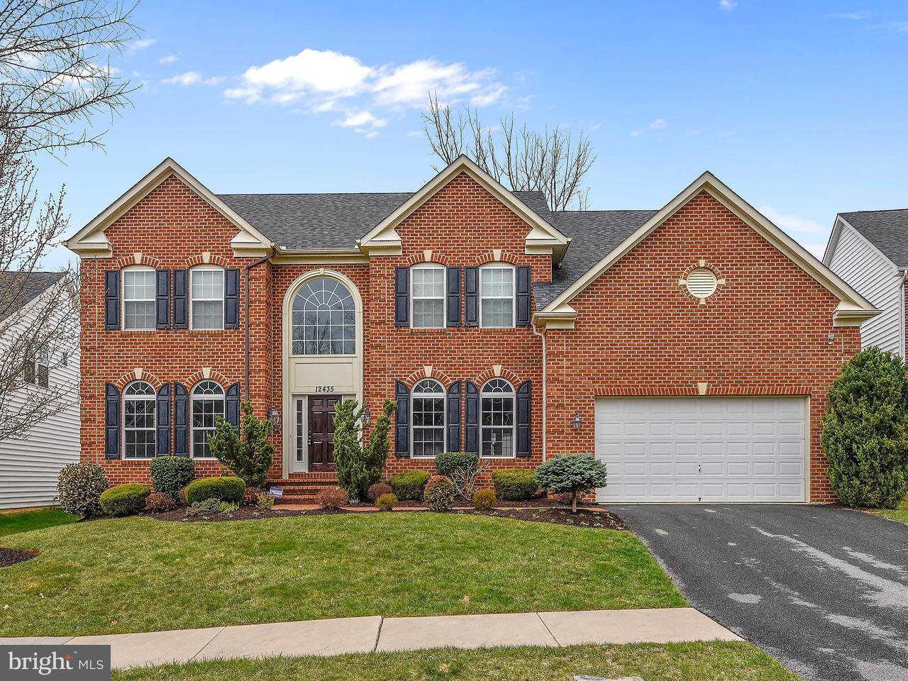 Einfamilienhaus für Verkauf beim 12435 Foreman Blvd 12435 Foreman Blvd Clarksburg, Maryland 20871 Vereinigte Staaten