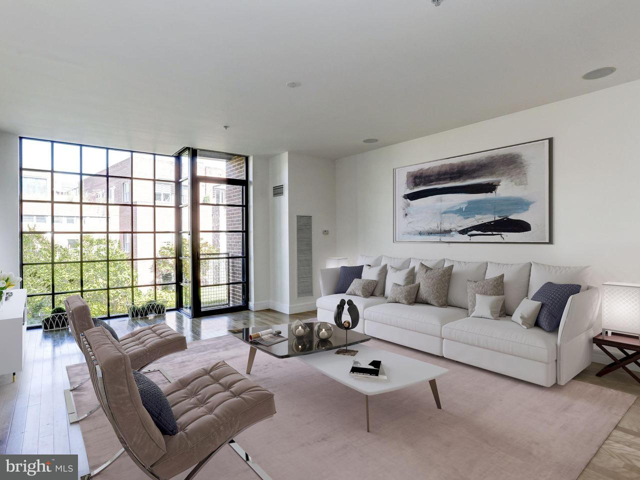 Additional photo for property listing at 3303 Water St NW #5b  Washington, District Of Columbia 20007 United States