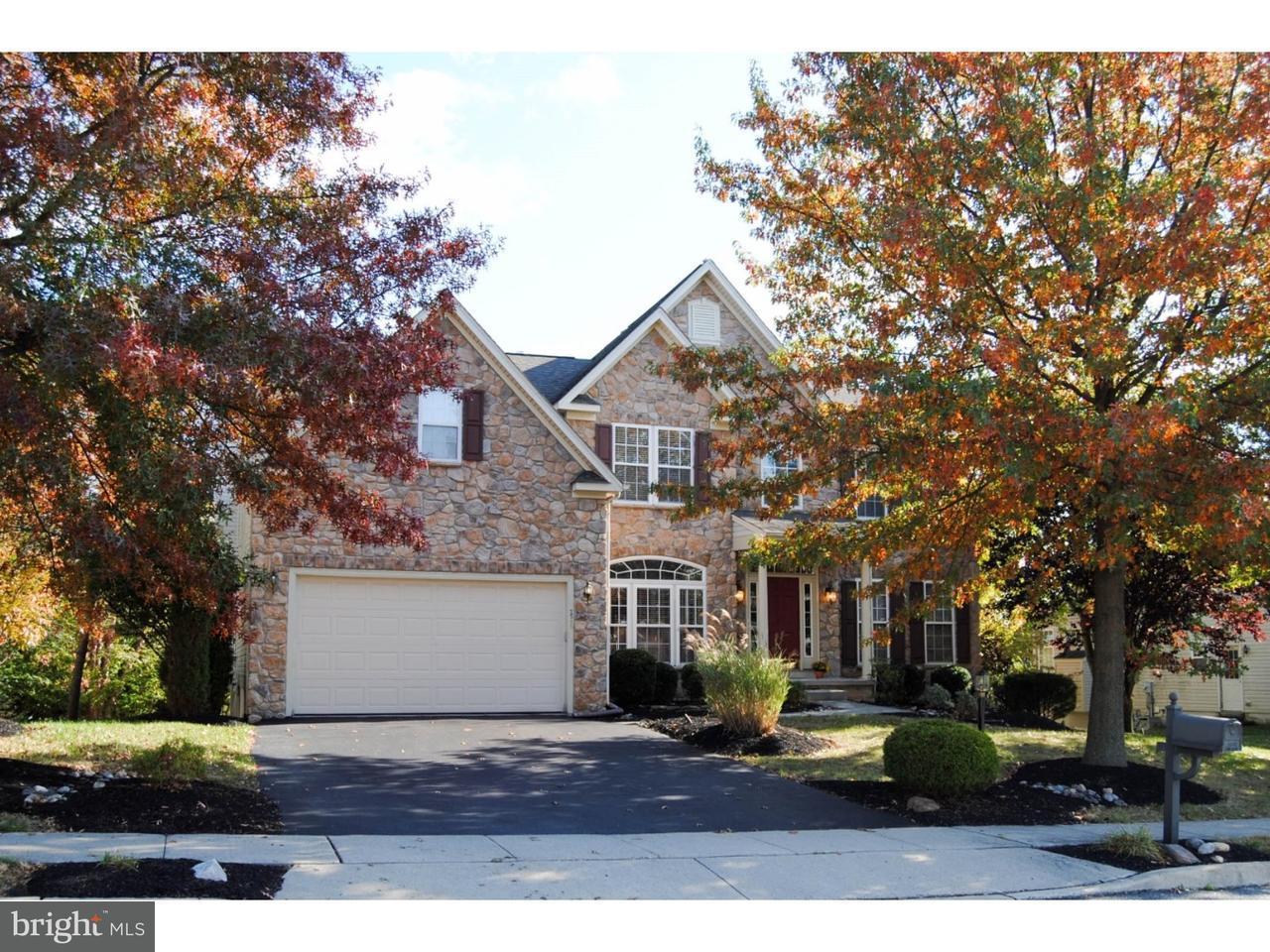 Casa Unifamiliar por un Venta en 2515 CRESTLINE Drive Lansdale, Pennsylvania 19446 Estados Unidos
