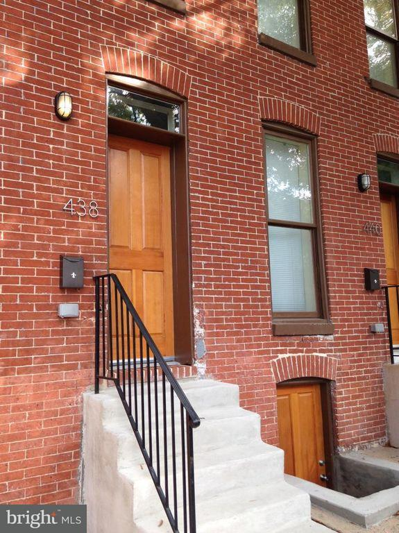 Other Residential for Rent at 438 Federal St Baltimore, Maryland 21202 United States