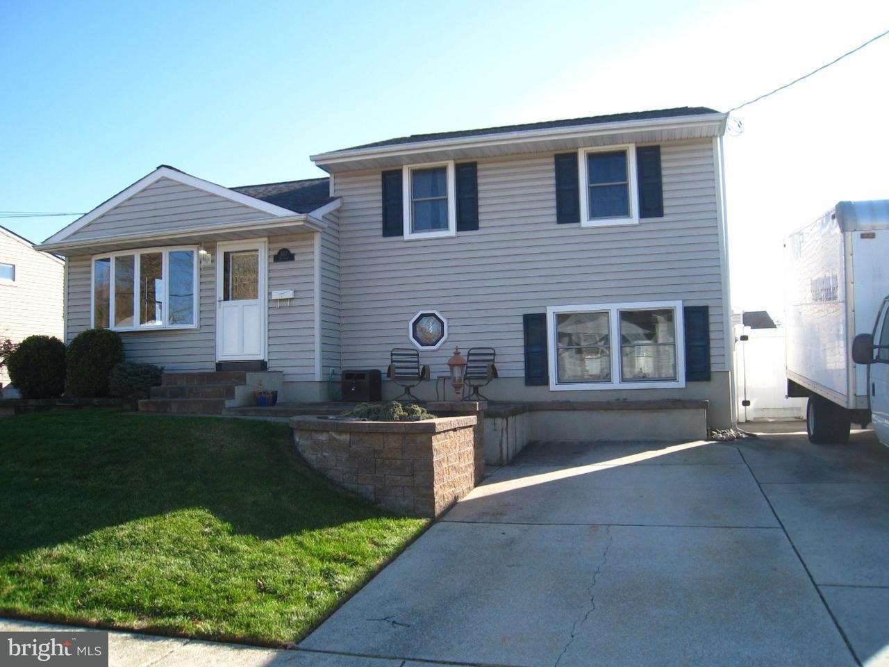 Casa Unifamiliar por un Venta en 657 DETTMAR TER Runnemede, Nueva Jersey 08078 Estados Unidos