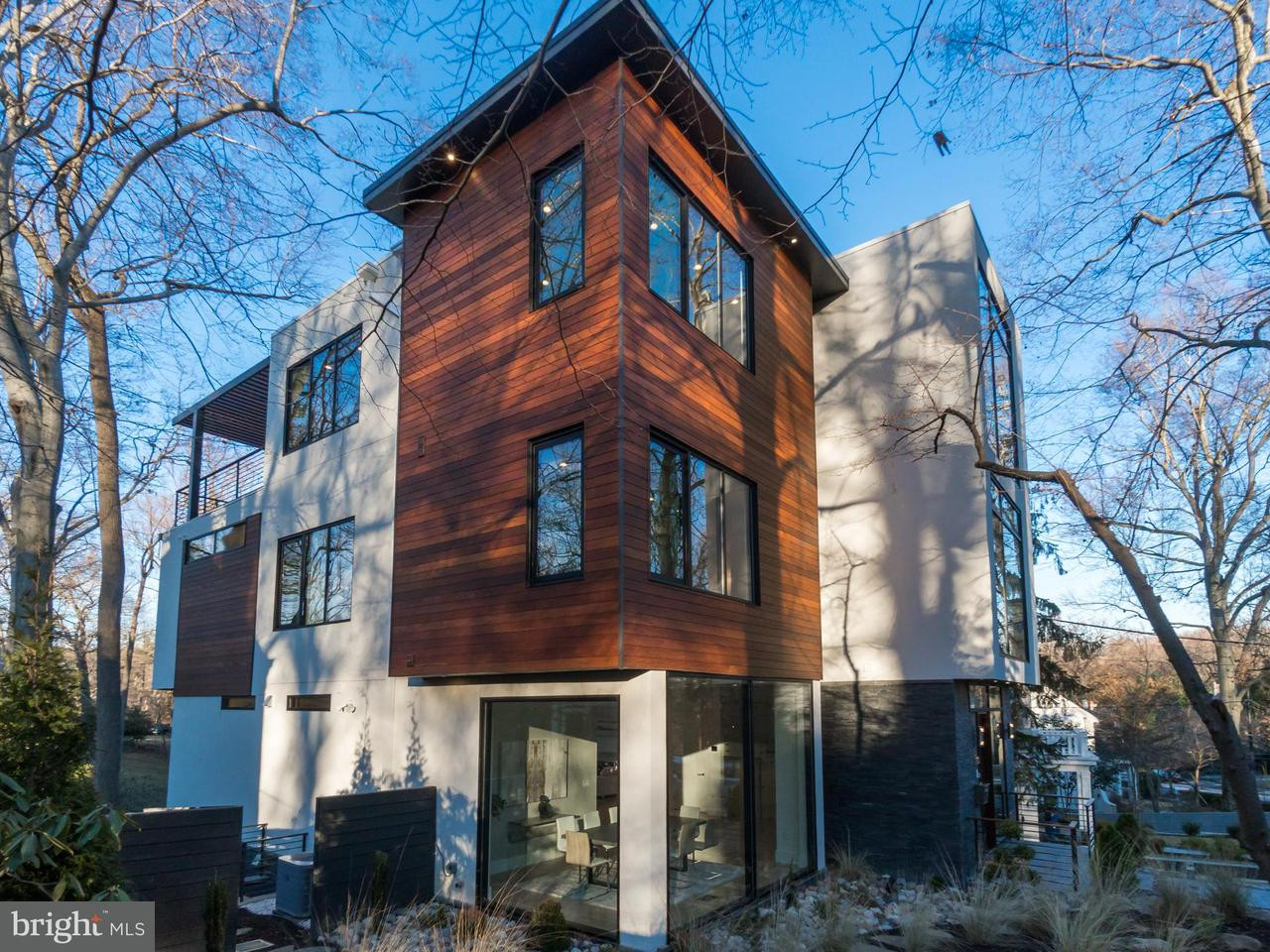 Single Family Home for Sale at 2803 Chesapeake St Nw 2803 Chesapeake St Nw Washington, District Of Columbia 20008 United States