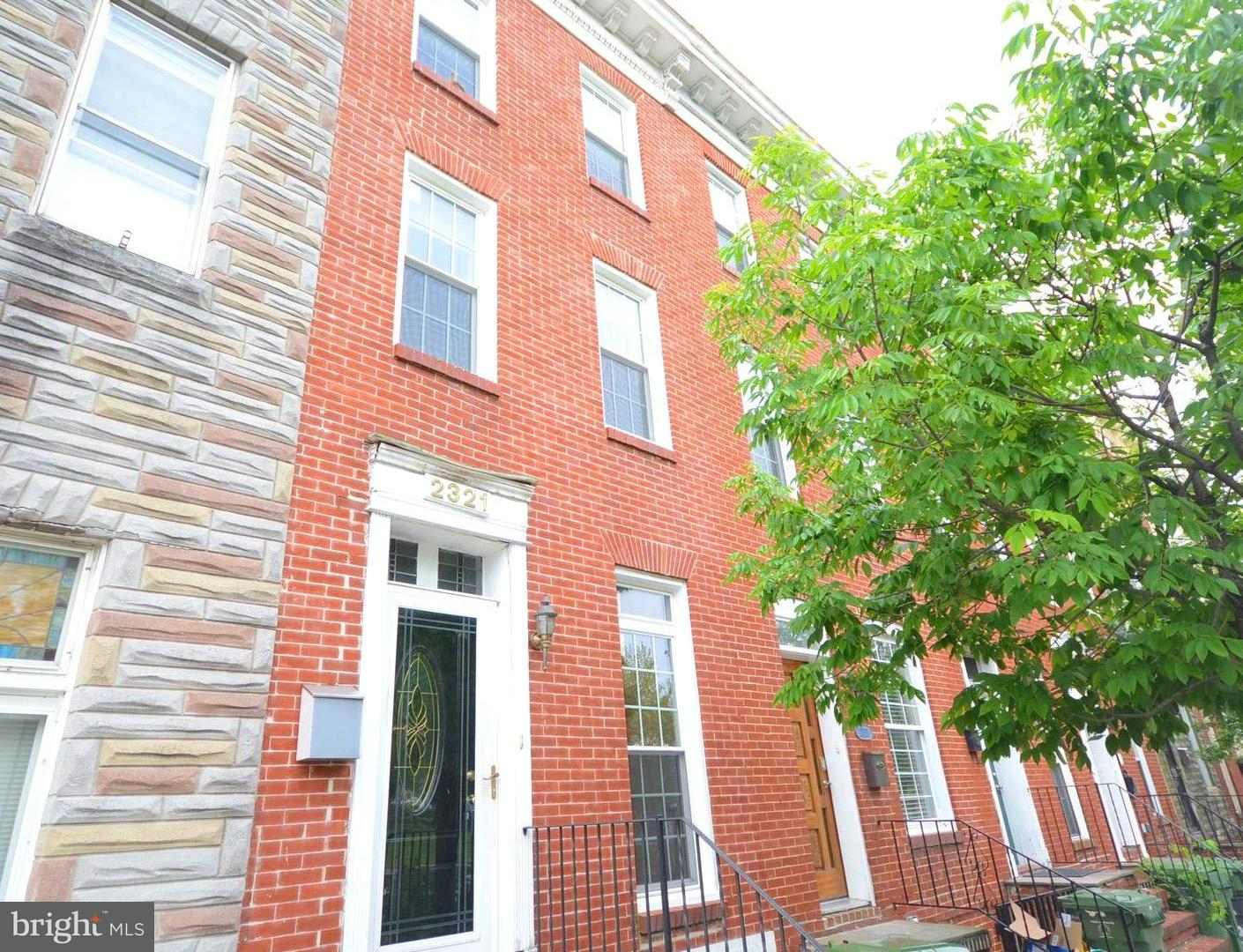 Other Residential for Rent at 2321 Eastern Ave Baltimore, Maryland 21224 United States