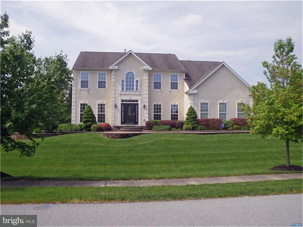 Photo of home for sale at 406 Derrytown Drive, Bear DE