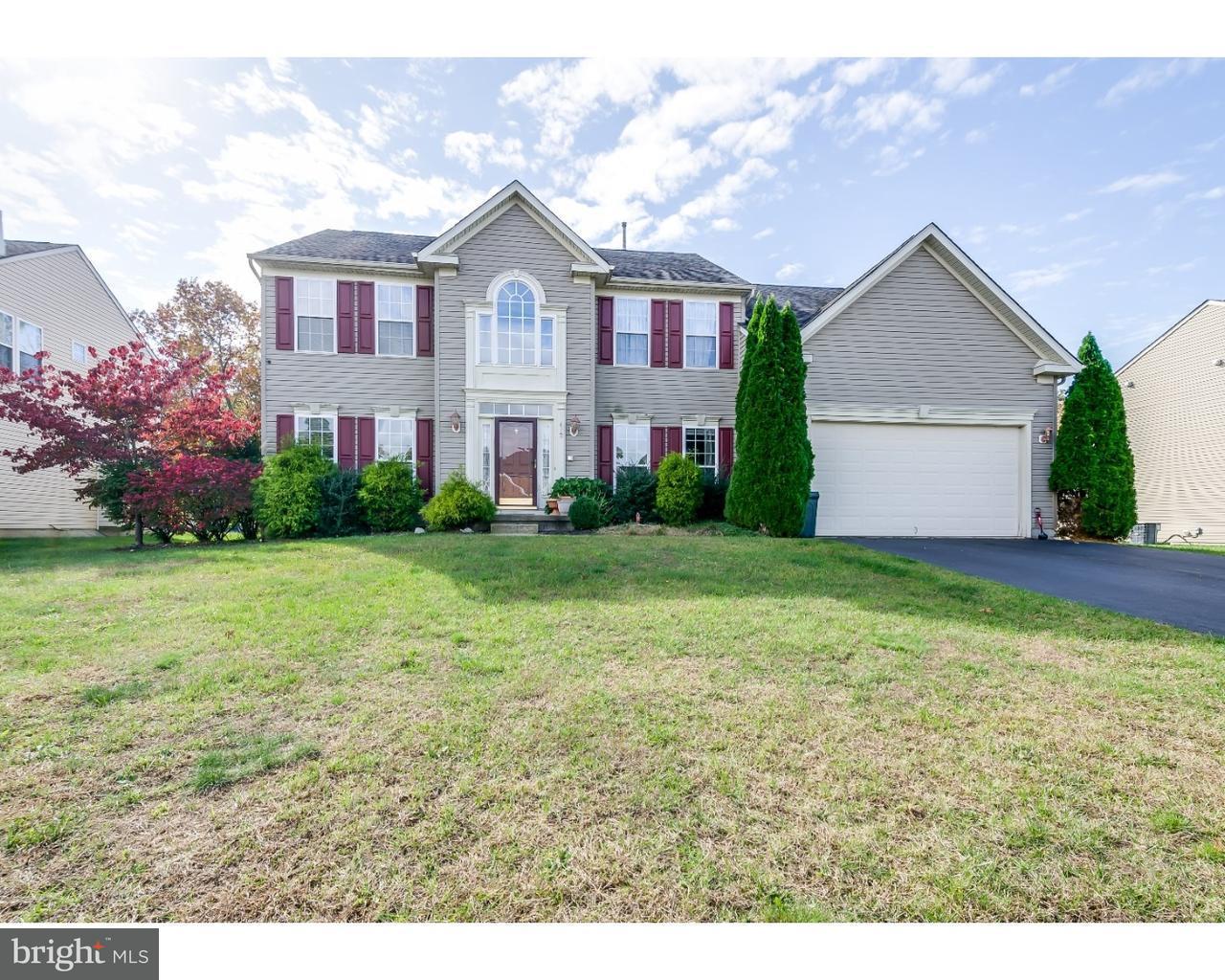 一戸建て のために 売買 アット 412 MONTANA Trail Browns Mills, ニュージャージー 08015 アメリカ合衆国