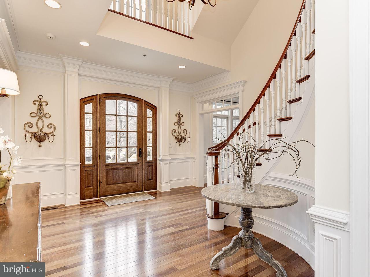 Maison unifamiliale pour l Vente à 5214 Oakland Road 5214 Oakland Road Chevy Chase, Maryland 20815 États-Unis