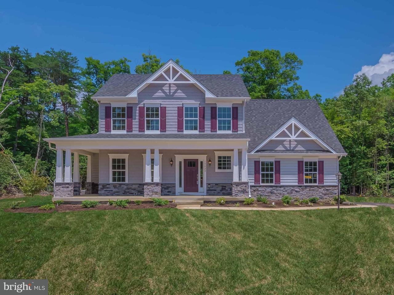 Maison unifamiliale pour l Vente à 19020 North Porto Bello Drive 19020 North Porto Bello Drive Drayden, Maryland 20630 États-Unis