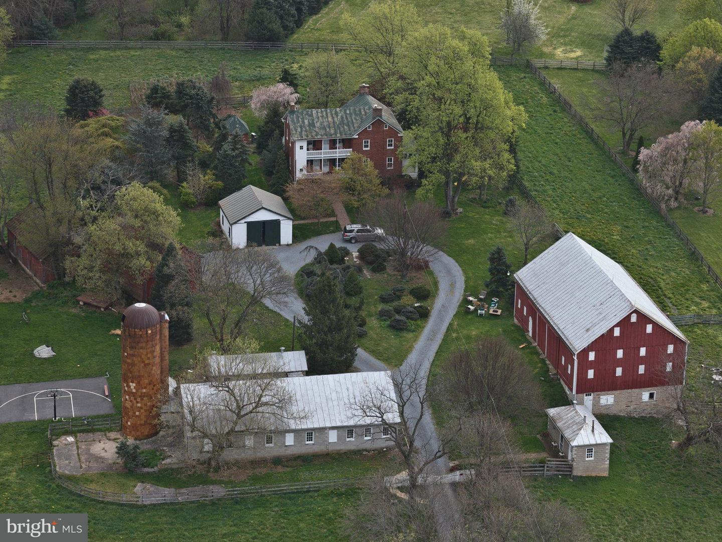 Farm for Sale at 9011 Water Street Rd Walkersville, Maryland 21793 United States
