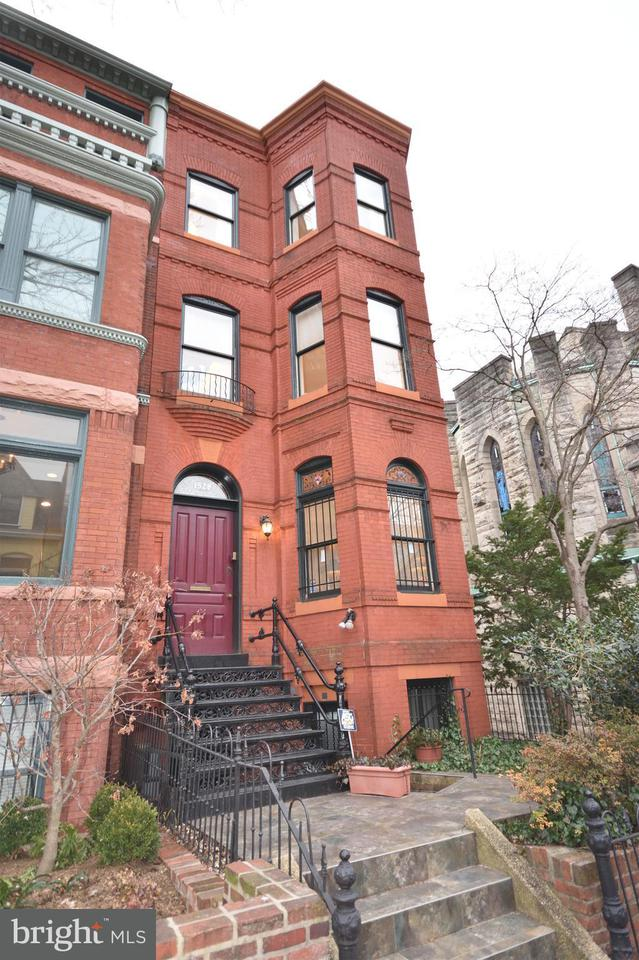 Townhouse for Sale at 1528 Corcoran St Nw 1528 Corcoran St Nw Washington, District Of Columbia 20009 United States