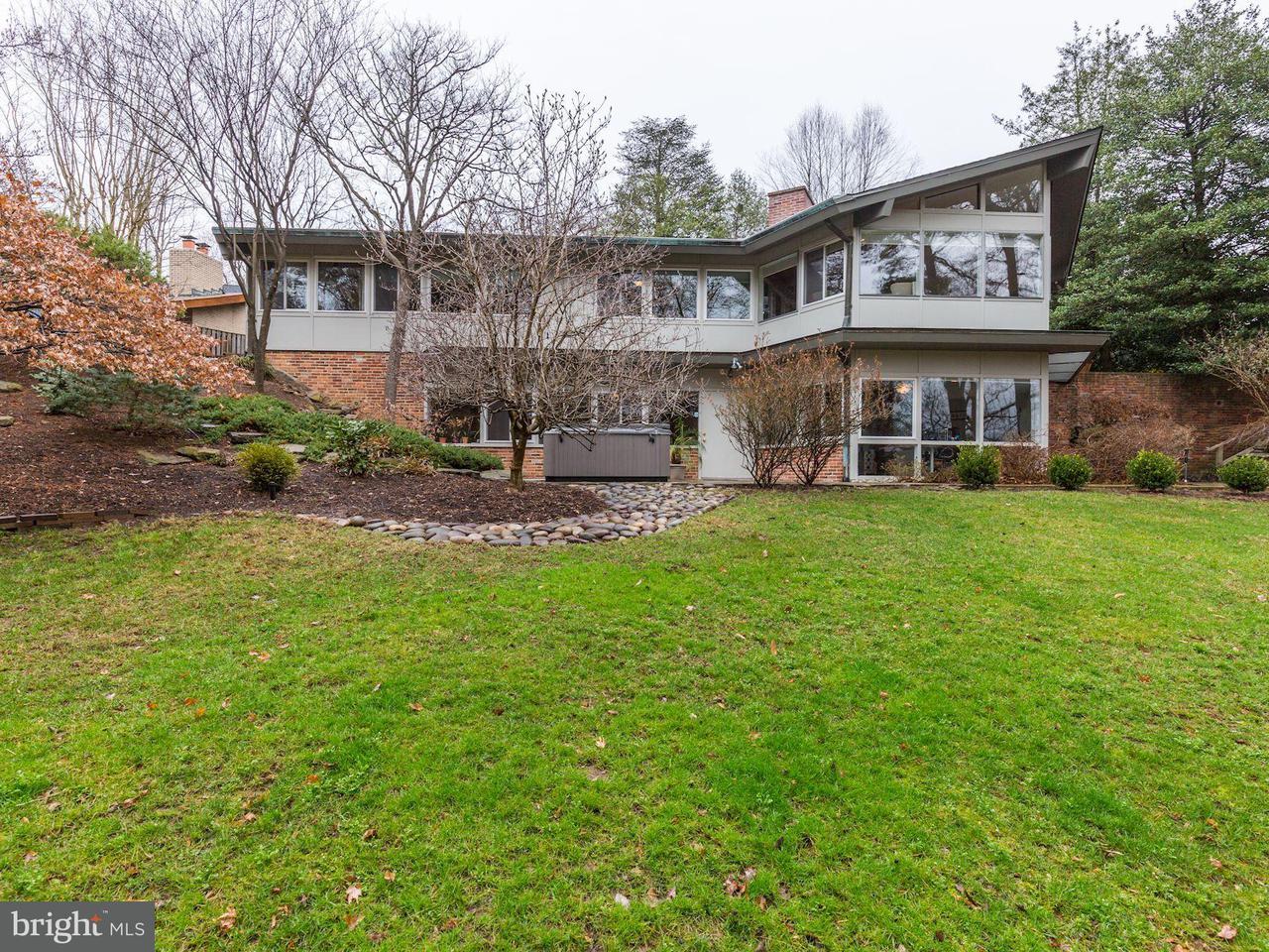 Einfamilienhaus für Verkauf beim 9600 Hillridge Drive 9600 Hillridge Drive Kensington, Maryland 20895 Vereinigte Staaten